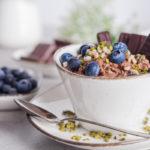 Chocolate Espresso Porridge