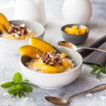 Kitchen-Calling Vanille-Kokos Porridge