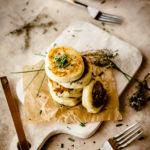 Kitche-Calling Kartoffeltaler mit Parmesan